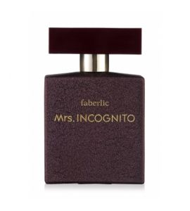 Парфюмна вода за жени faberlic Mrs. INCOGNITO 50 мл